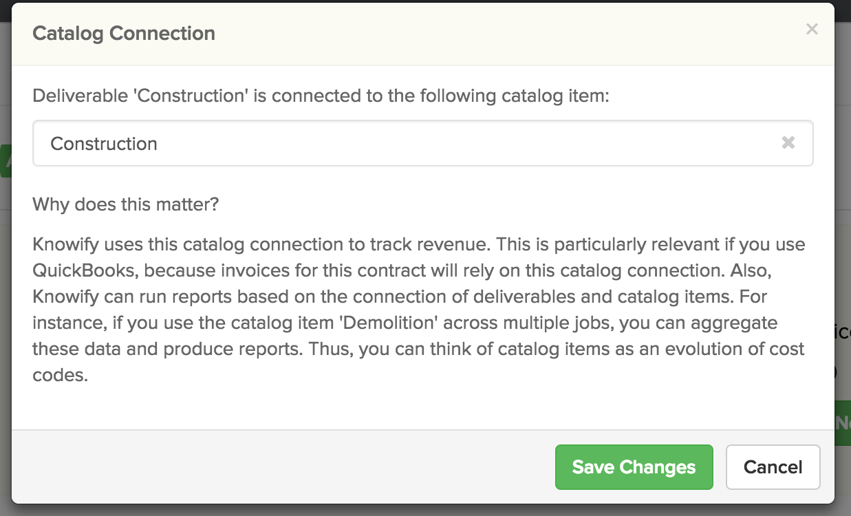CatalogConnection Release 2.19: Change Log
