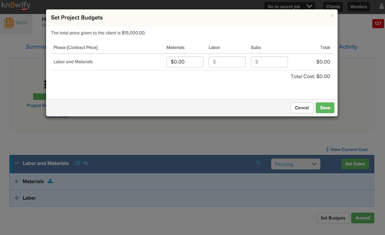 PTBudgets Release 2.21: Change Log
