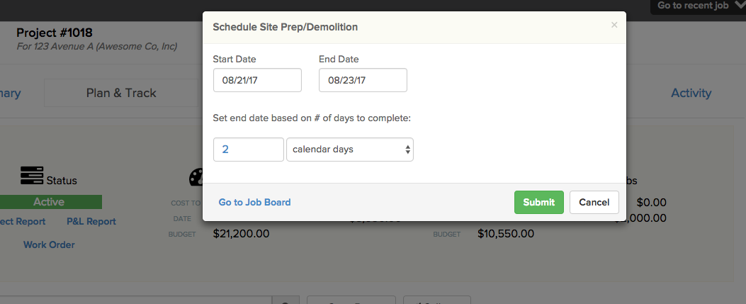 SchedulingPT Release 2.21: Change Log