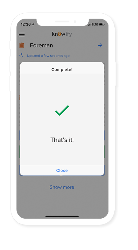 Thats-it-1-e1523028298745 Feature of the Week: Mobile Onboarding!