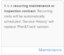maintenancecontract How to use Knowify's Maintenance Contracts