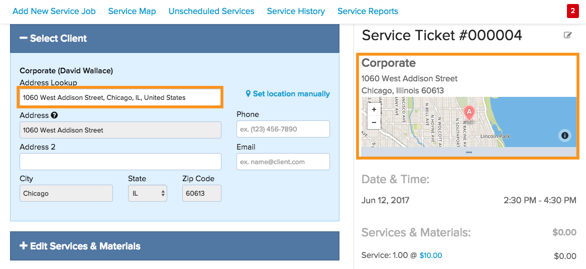 service-location-2 How Do I Edit the Address of a Service Ticket?