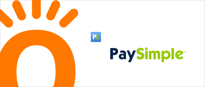 PaySimple integration