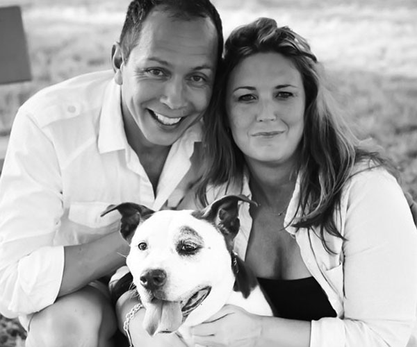 Picture of Dan Polson and his wife Erin | Polson Painting | Knowify case study