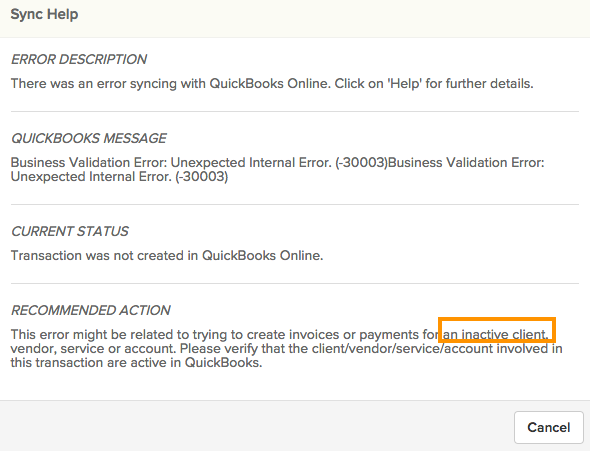 Why Isnt My Invoice Syncing With QuickBooks Knowify - Create and send invoices for service business