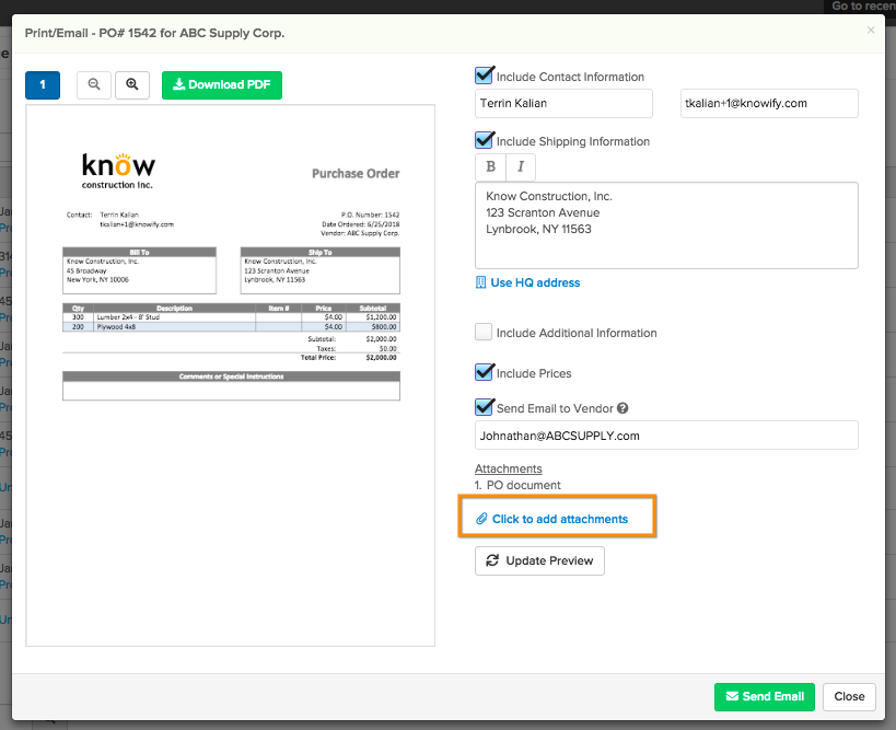 Screen-Shot-2018-07-02-at-11.11.30-AM How to Attach Documents to Emails Sent Through Knowify
