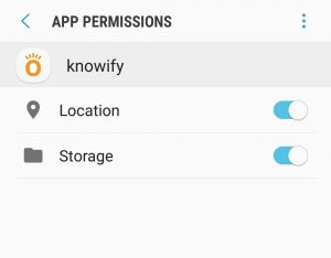 Screenshot_20180725-104952_Package-installer-300x234 Enabling Mobile Permissions for Knowify (Android)